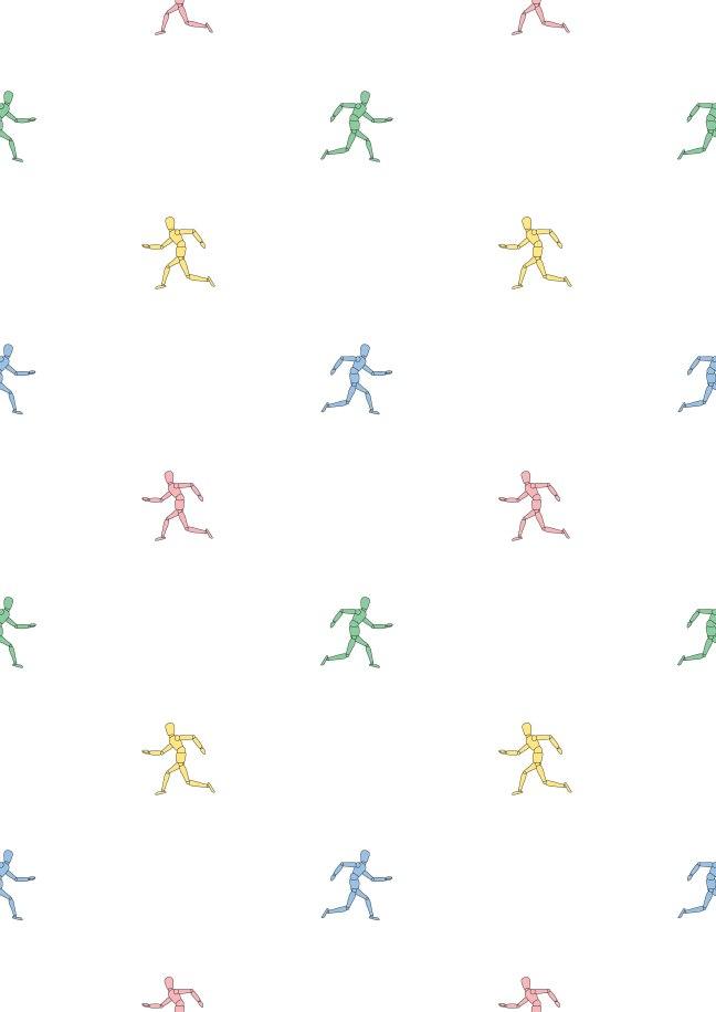 mannequin-run