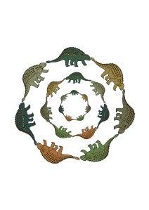 dino-circle