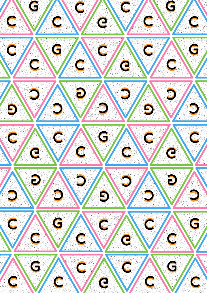 triangle-cgc-pattern