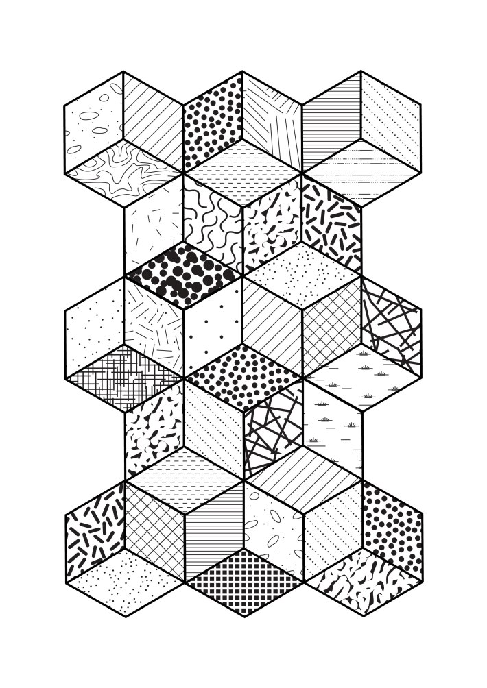tessellate